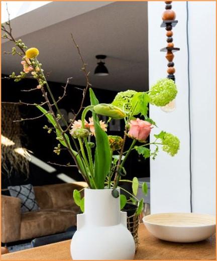 bloemen interieur ontwerp